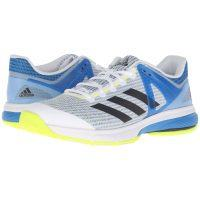 Adidas Court Stabil 13 Men - White Black Blue