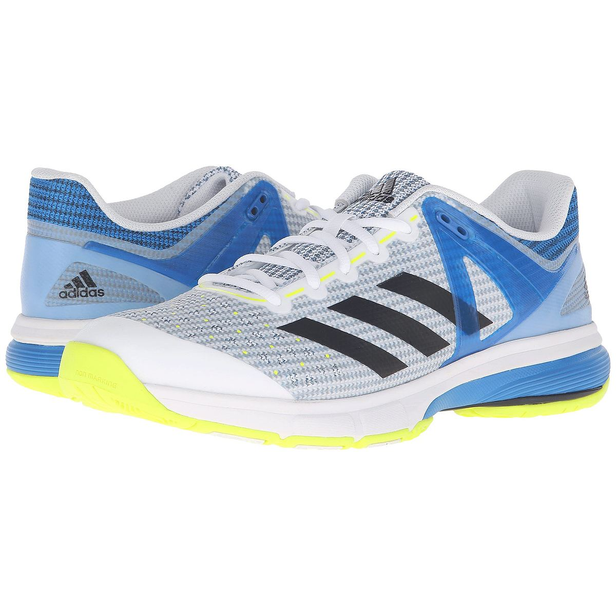 Adidas Court Stabil 13 Court Shoes - Squash Source 0d0729f91e861