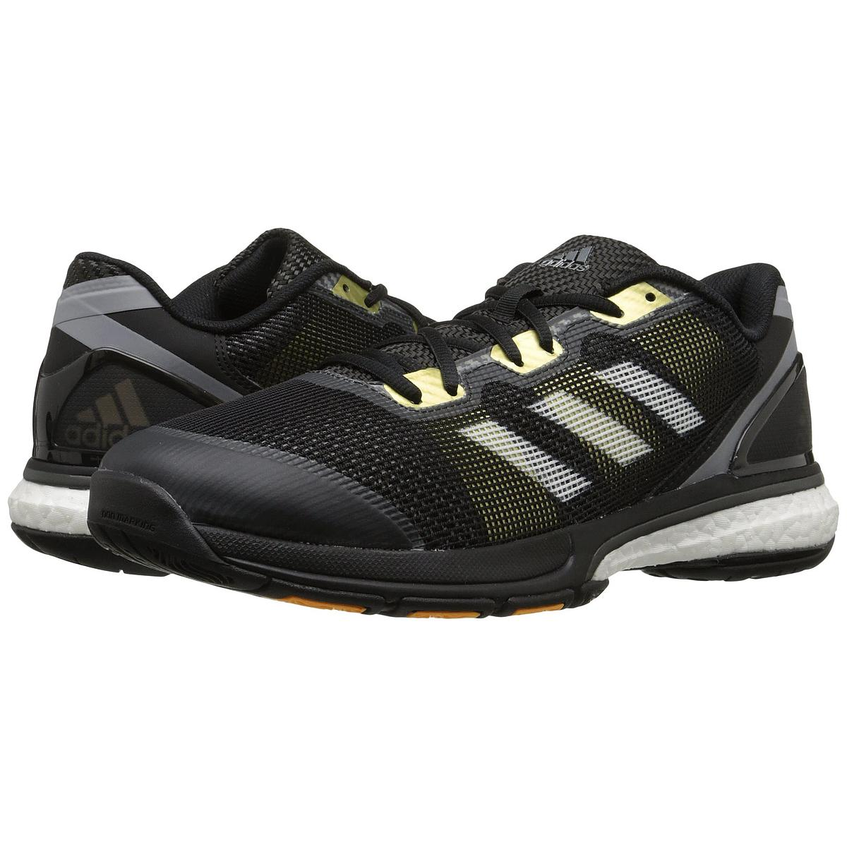Adidas Stabil Boost II Court Shoes Squash Source