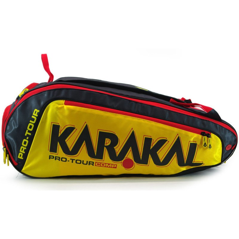 Karakal Pro Tour Comp 9 Racket Bag 2019