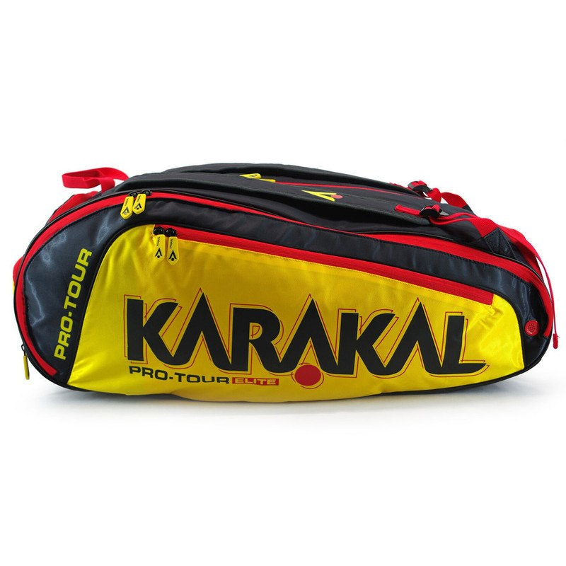 Karakal Pro Tour Elite 12 Racket Bag 2019