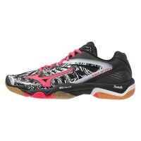 Mizuno Wave Mirage Women - Black White Pink