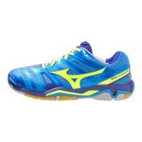 Mizuno Wave Stealth 4 Men - Blue Yellow