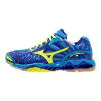 Mizuno Wave Tornado X Men - Blue Yellow