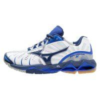 Mizuno Wave Tornado X Men - White Blue