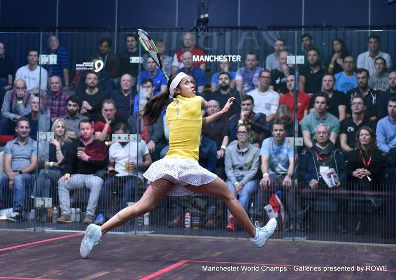 Nicol David 2017 Worlds