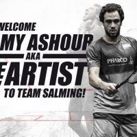 Ramy Signs with Salming