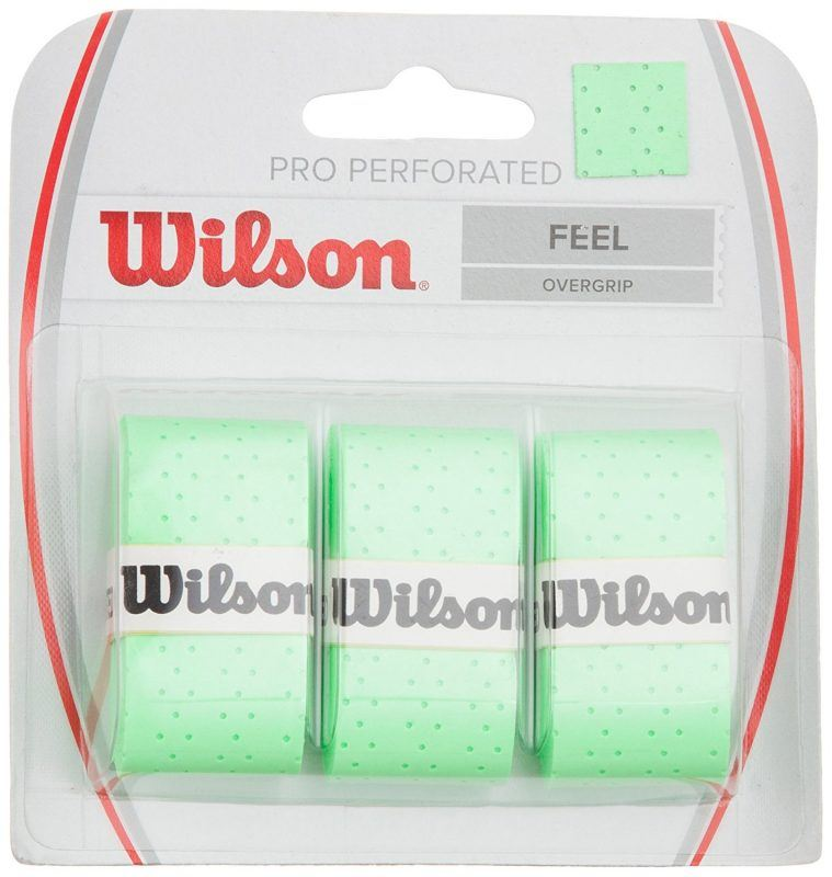 wilson-pro-perforated-grips-green-3-pack