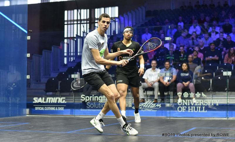 Ali Farag 2019 British Open