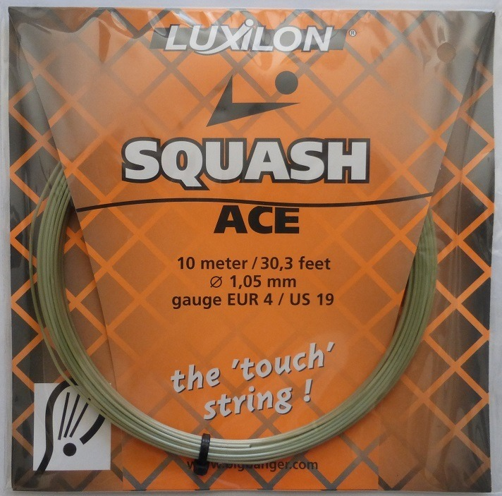 Luxilon Ace Squash Strings