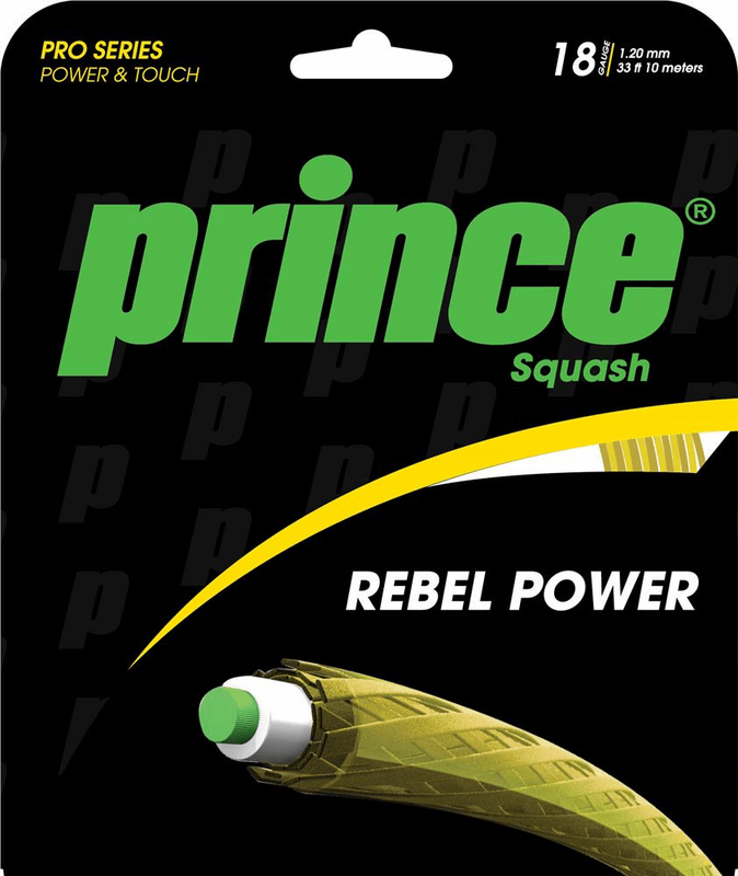Prince Rebel Power Squash Strings