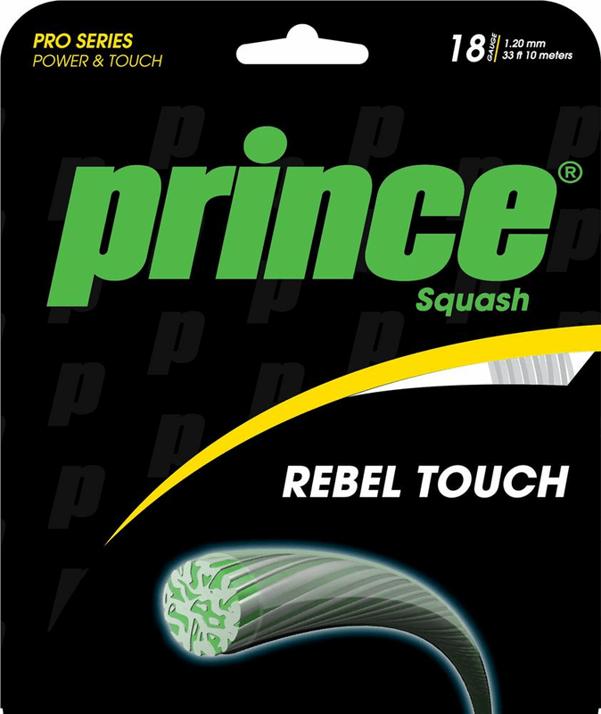 Prince Rebel Touch Squash Strings