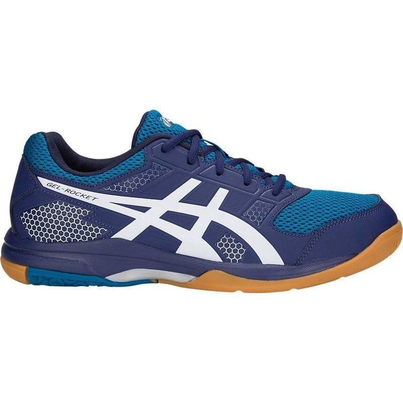Asics Gel Rocket 8 Blue