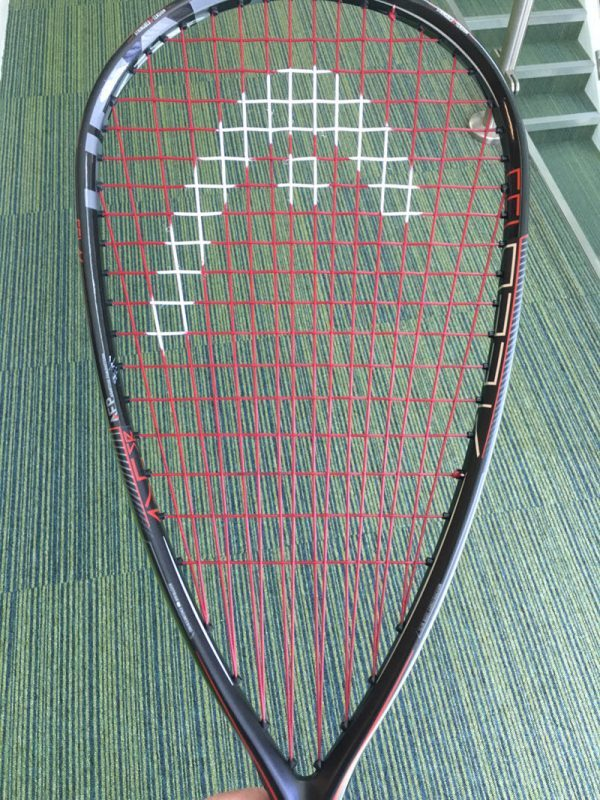 Head Graphene Touch Speed 135 Slimbody AFP Stringing