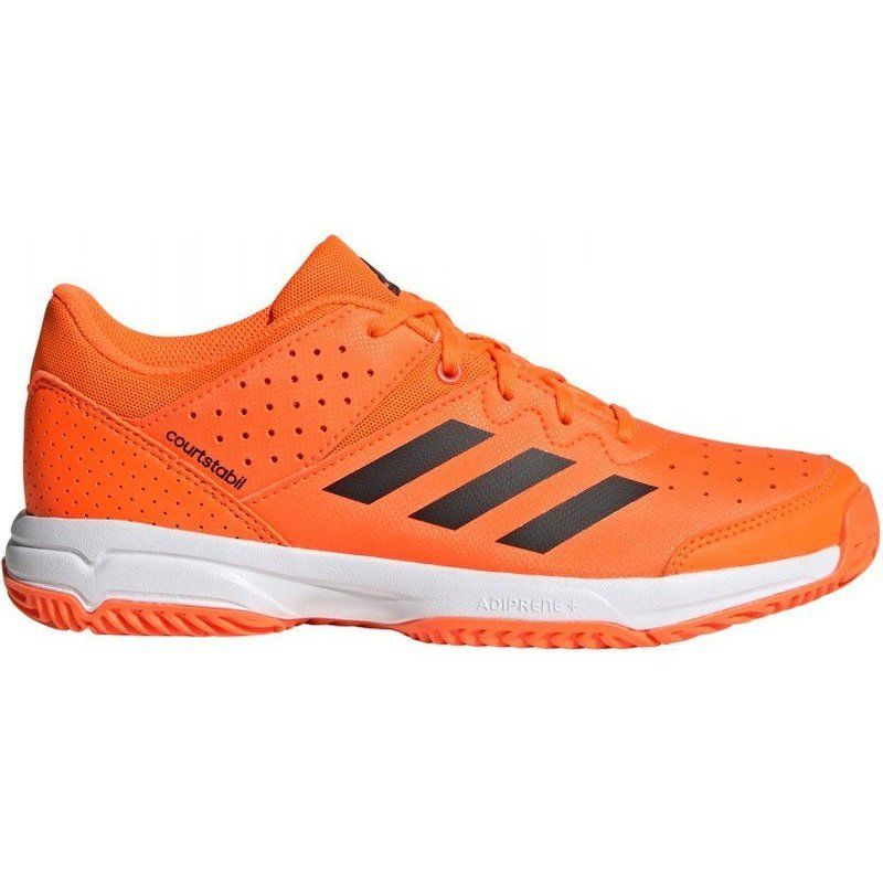 adidas court stabil rouge