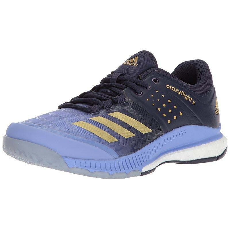 new style d83e6 c37fc Adidas Crazyflight X Indoor Court Shoes - Squash Source