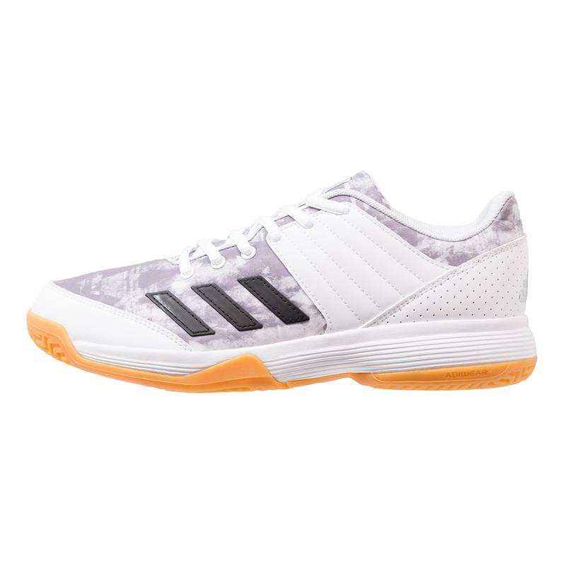 01e41f5811b077 Adidas Ligra 5 Court Shoes - Squash Source