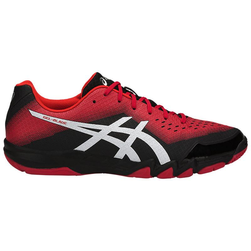 asics gel blade rouge