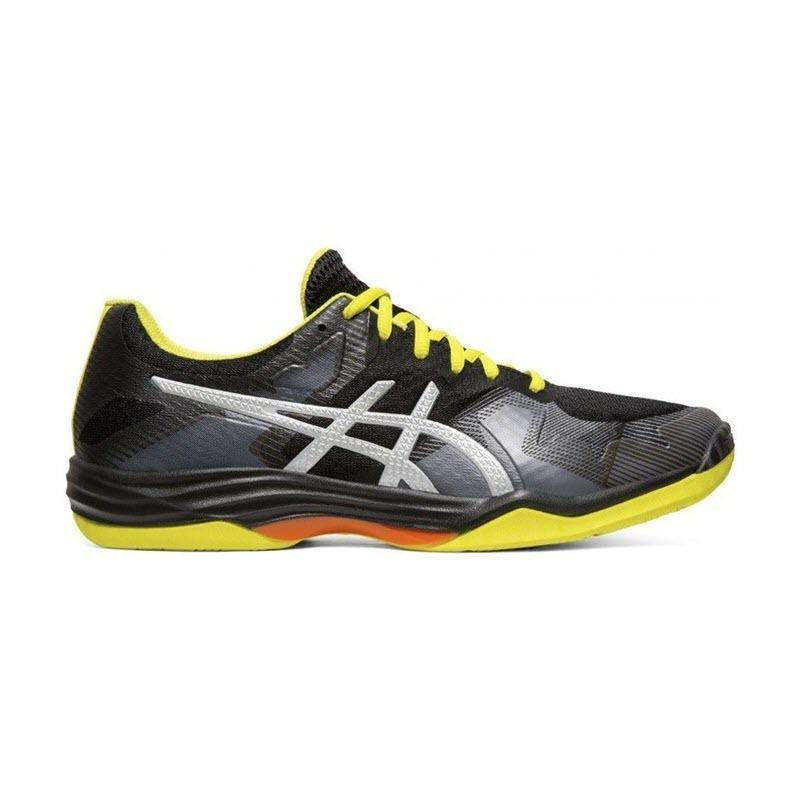 Asics Gel Tactic 2 Black Yellow