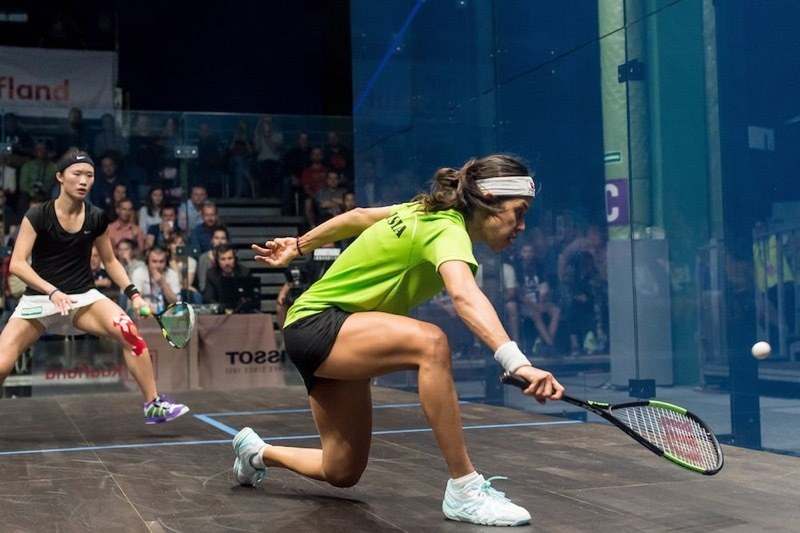 Nicol David Wilson Blade Countervail