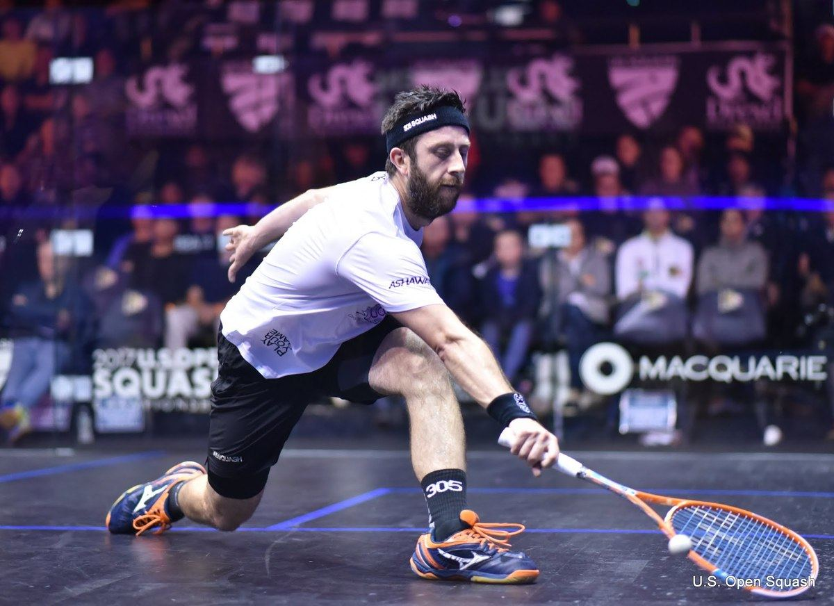 Daryl Selby 2017 US Open