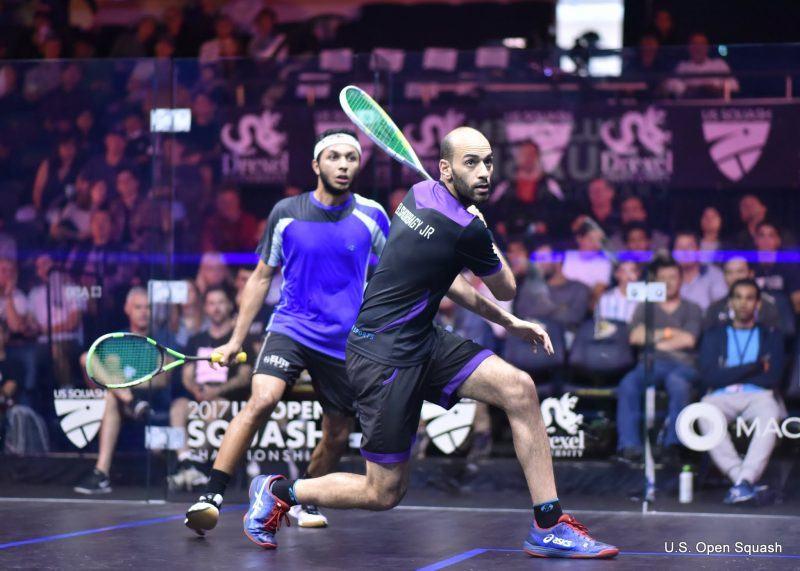 Marwan El Shorbagy 2017 US Open
