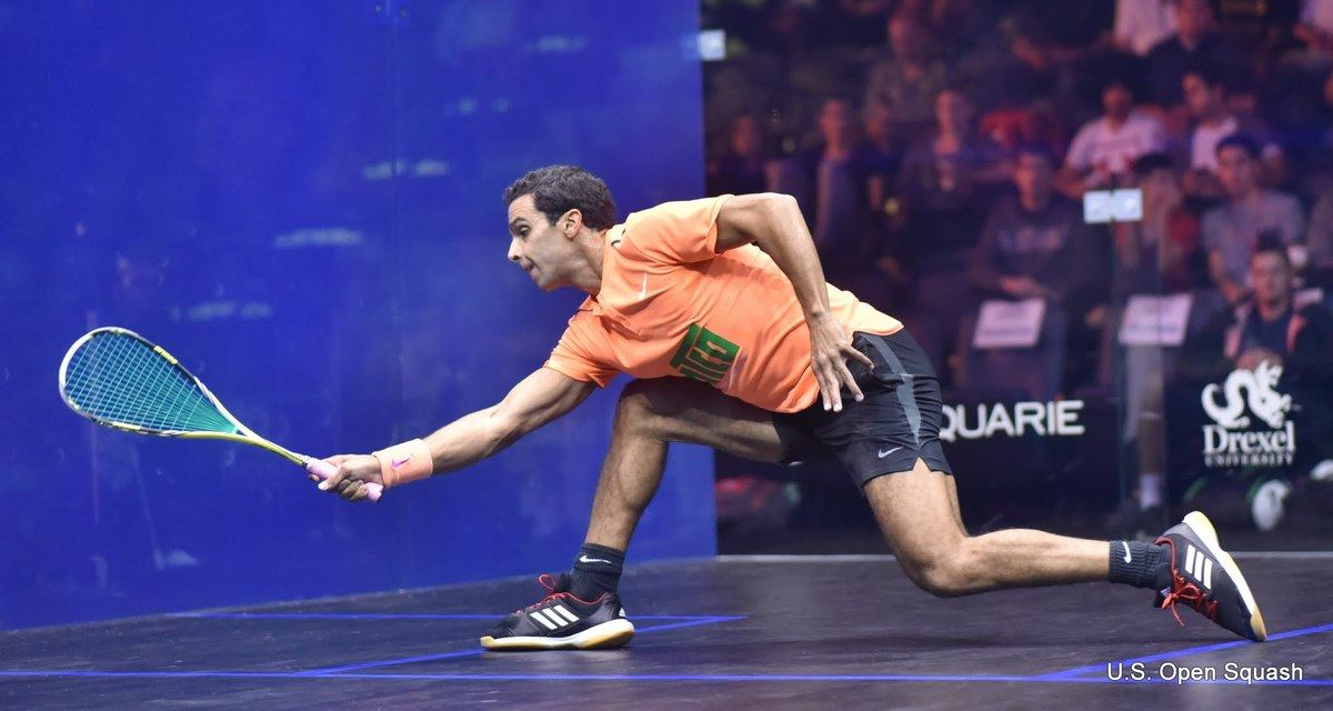 Mohamed Abouelghar 2017 US Open