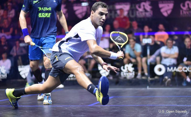 Zahed Mohamed 2017 US Open