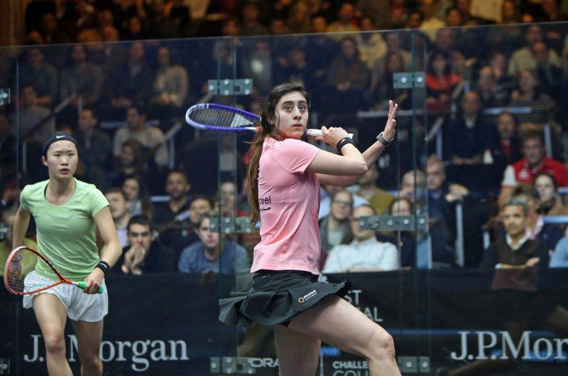 Nour El Sherbini 2018 Tournament of Champions