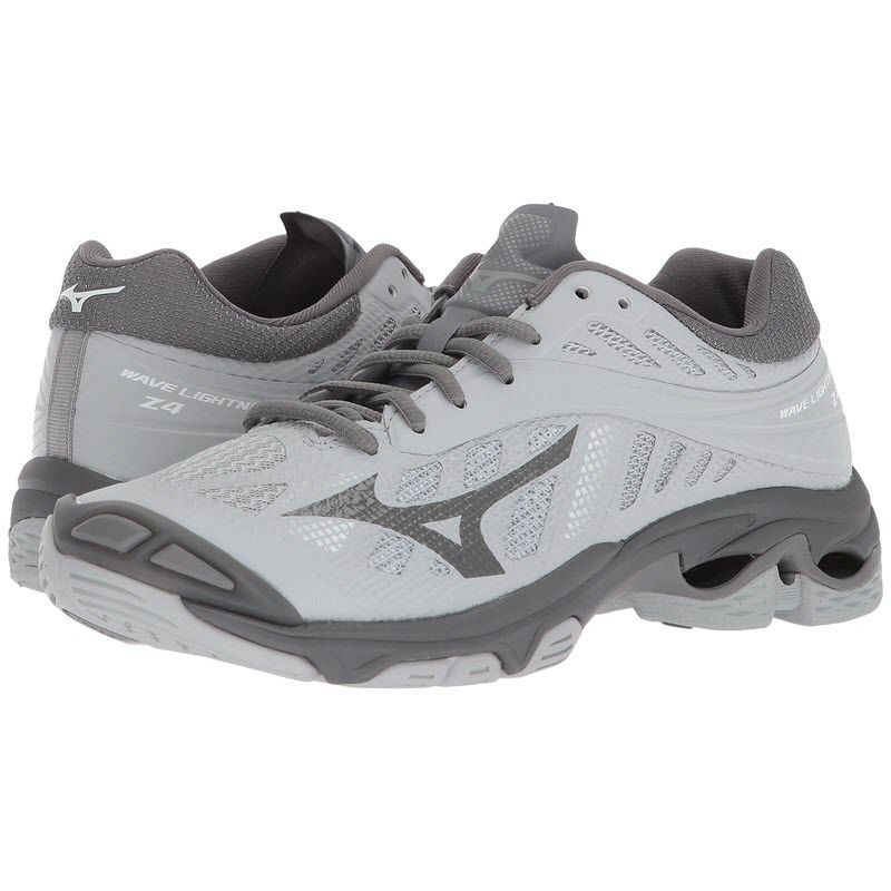 mizuno men's wave lightning z4 volleyball shoe vests