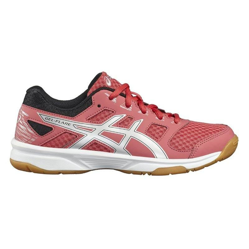 Asics Gel Flare 6 Court Shoes - Squash Source