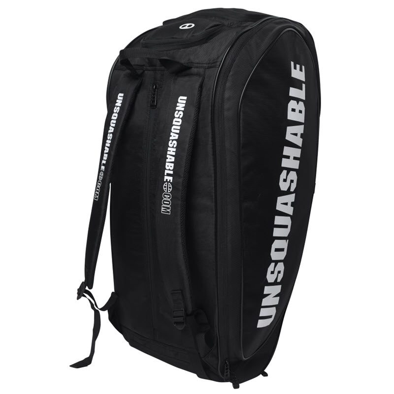 Unsquashable Tour Tec Pro Deluxe Squash Bag