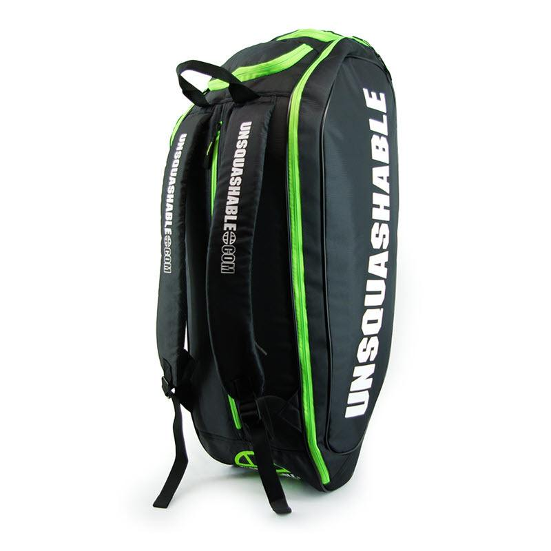 Unsquashable Tour Tec Pro Squash Bag