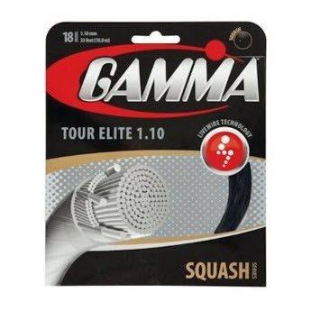 Gamma Tour Elite Squash Strings