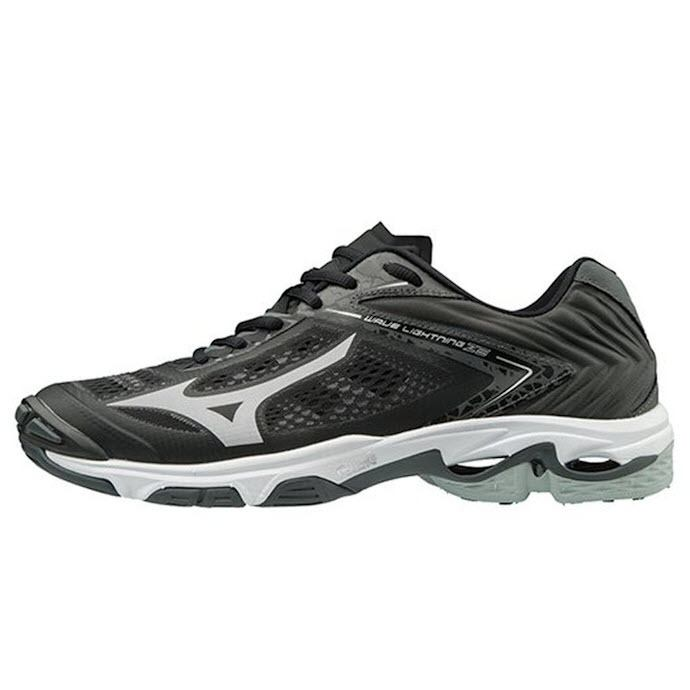 Mizuno Wave Lightning Z5 Black USA