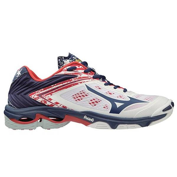 Mizuno Wave Lightning Z5 Stars and Stripes