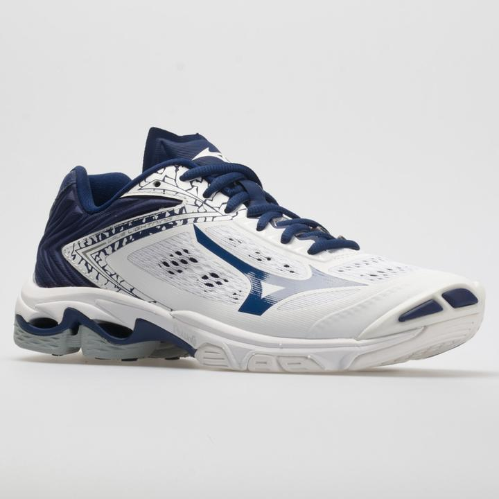 Mizuno Wave Lightning Z5 Women 2019 White Navy