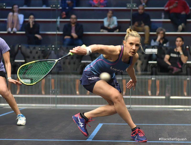 Laura Massaro 2019 Black Ball
