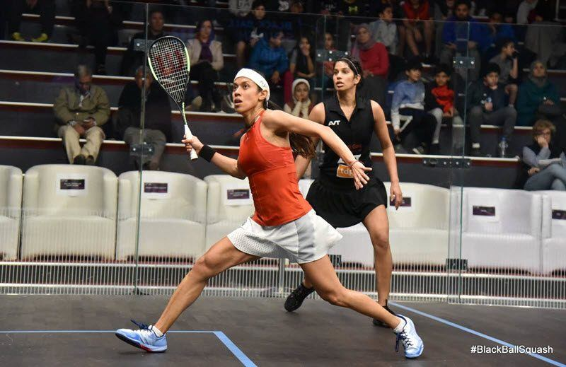 Nicol David 2019 Black Ball