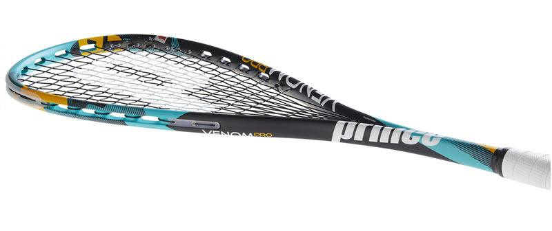 Prince Venom Pro Squash Racket Side View