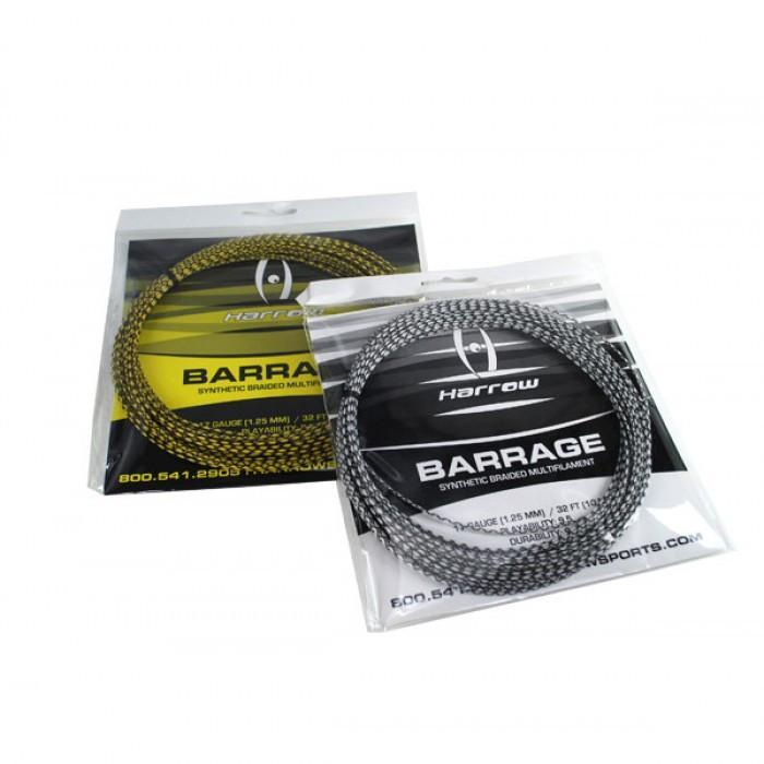 Harrow Barrage String