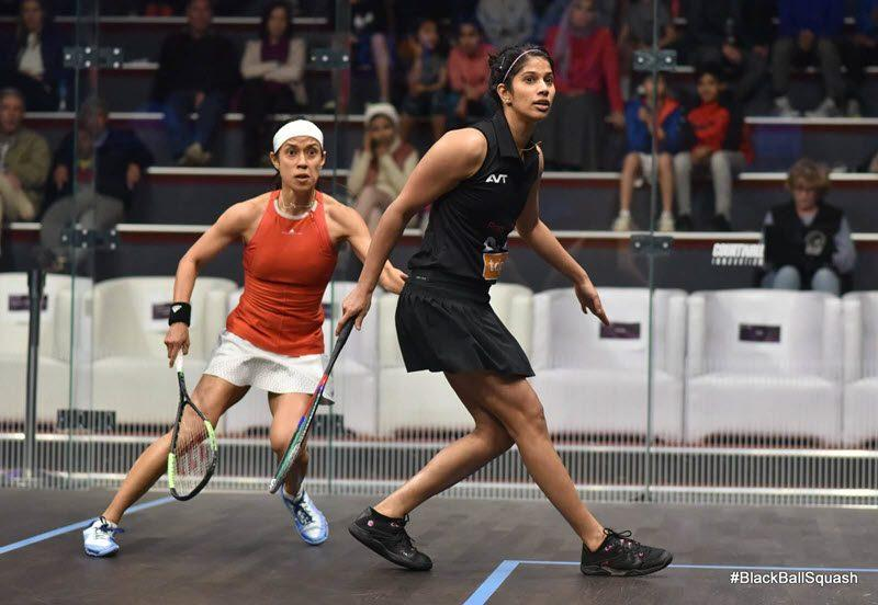Joshna Chinappa 2019 Black Ball