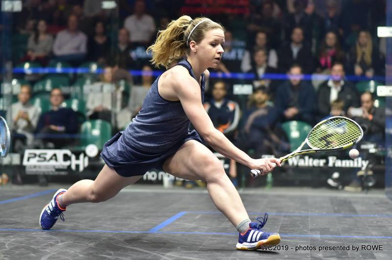 Julianne Courtice 2019 World Champs