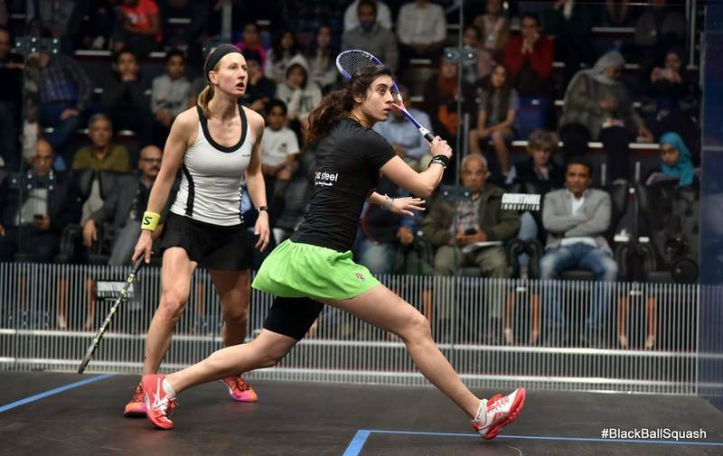 Nour El Sherbini 2019 Black Ball