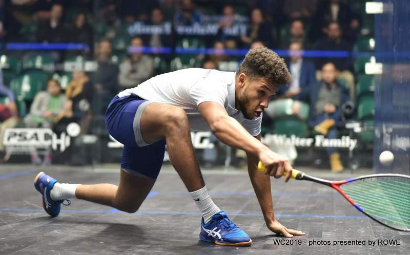 Richie Fallows 2019 World Champs
