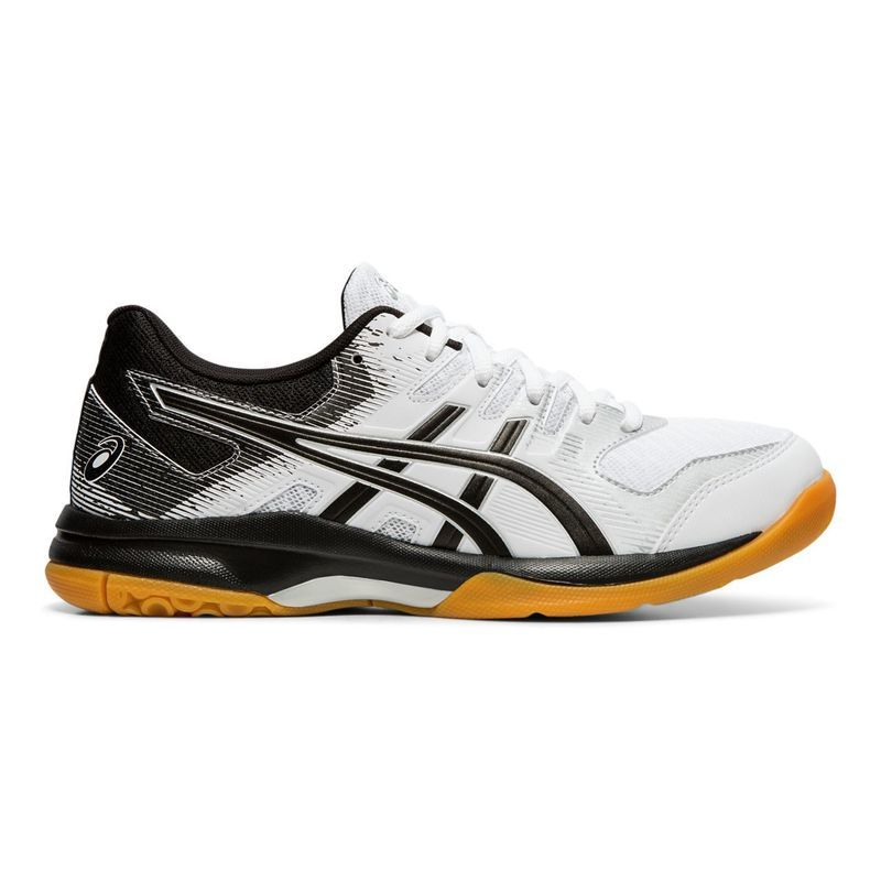Asics Gel Rocket 9 Women White Black