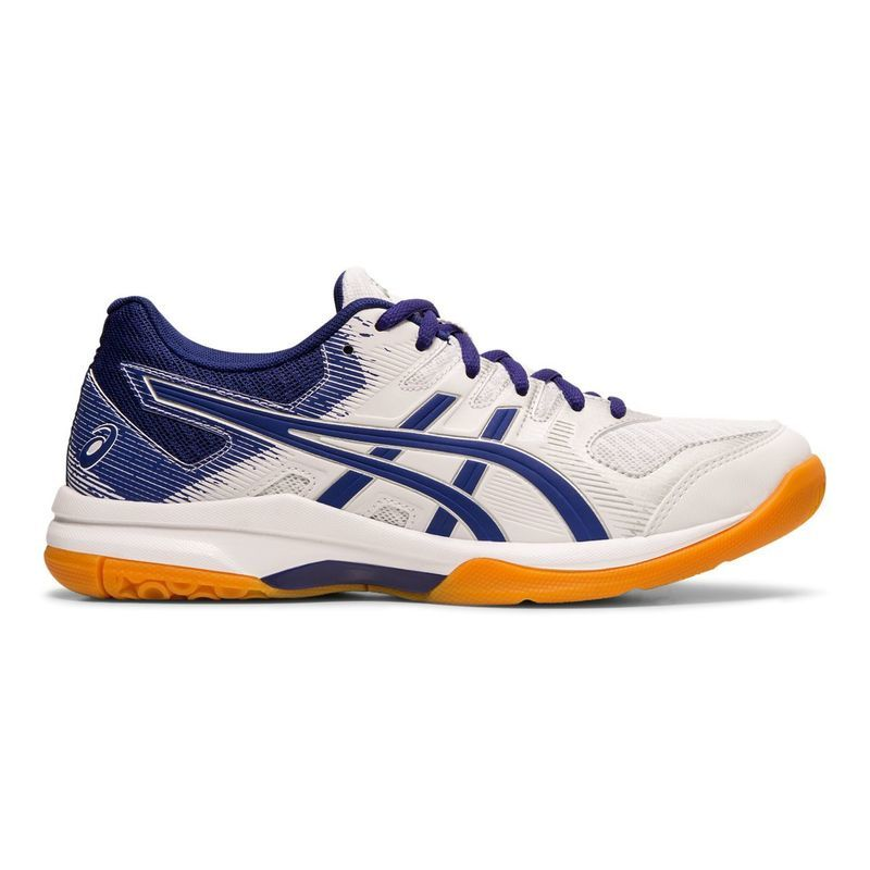 Asics Gel Rocket 9 Women White Blu