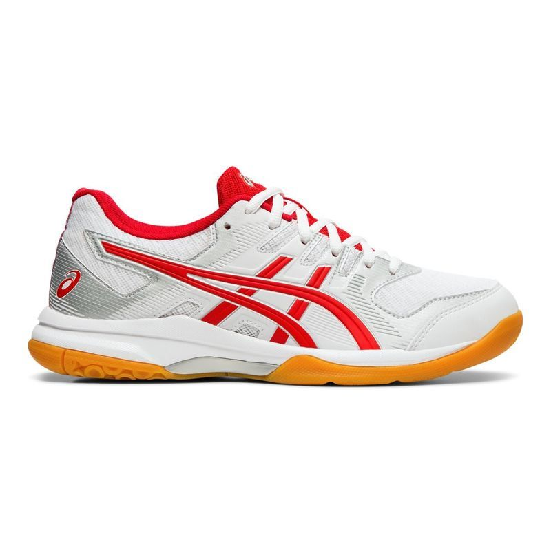Asics Gel Rocket 9 Women White Red