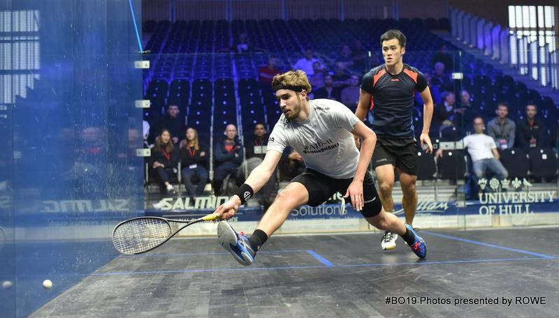 Josh Masters 2019 British Open Day 1