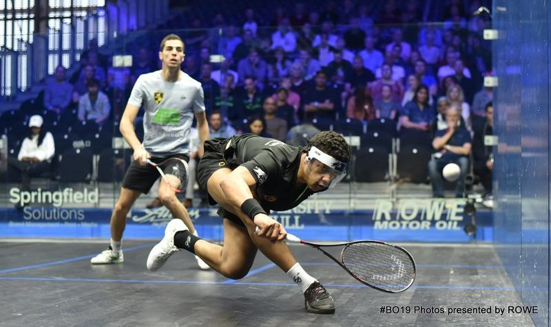 Mostafa Asal 2019 British Open Day 2